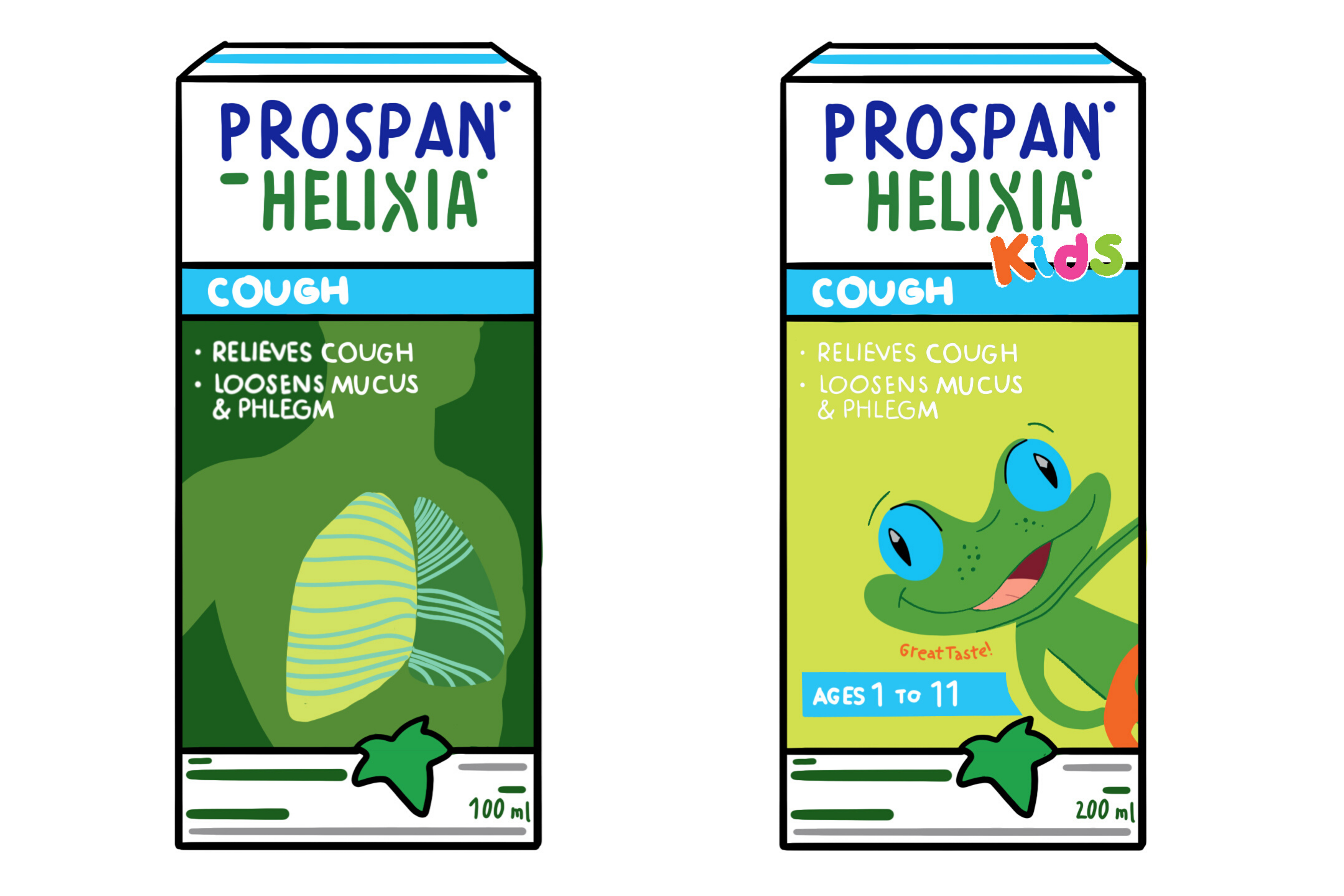 Prospan by Helixia: Review of The Natural Cough Product on the Block