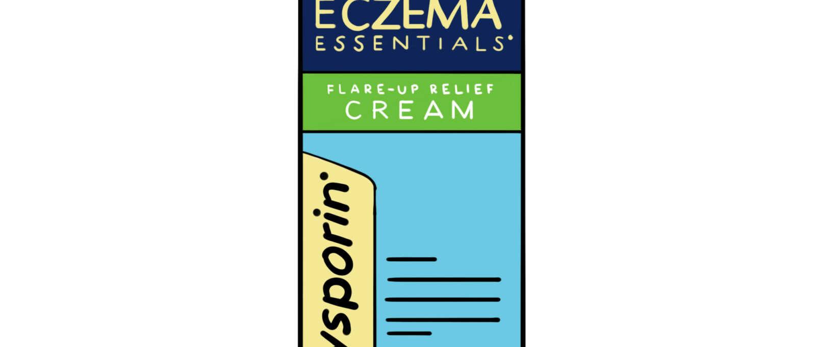 Polysporin® Eczema Essentials® 1% Hydrocortisone