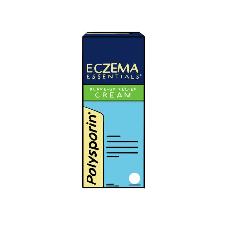 Polysporin® Eczema Essentials® 1% Hydrocortisone